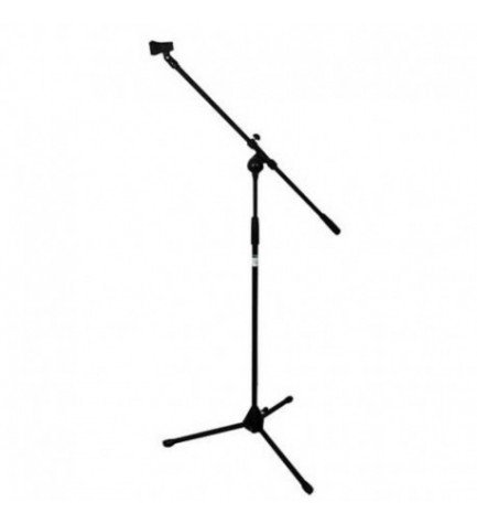 Ibiza SM007T - Soporte, pie para micrófono, dimensiones 92-158 cm