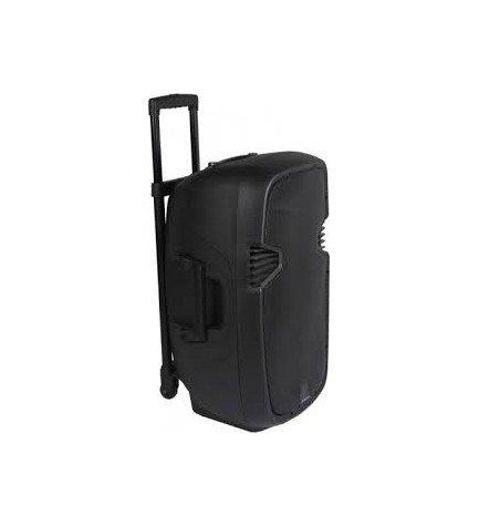 Ibiza HYBRID15VHF-BT - Trolley, bluetooth, puerto USB