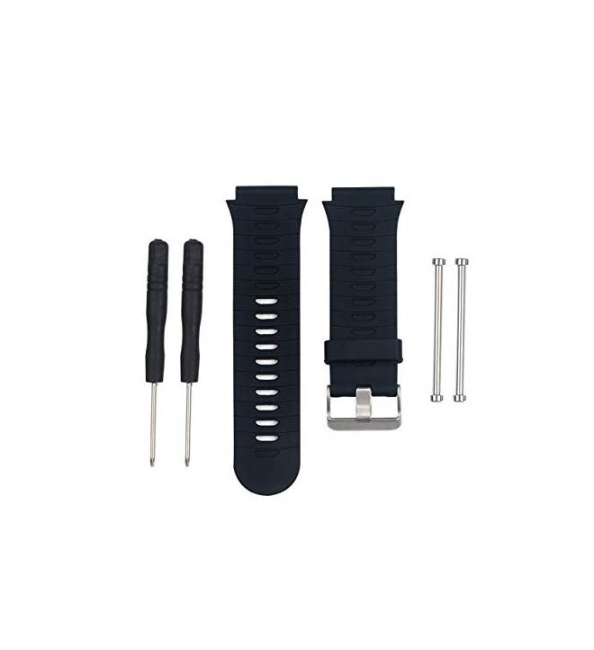 Garmin WatchBand - Correa, diseñada para Forerunner 920XT, color Negro