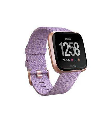 Fitbit Versa FB505 - Smartwatch, color Lavanda