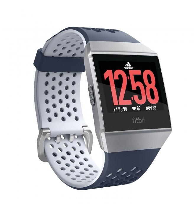 Fitbit Ionic FB503 - Smartwatch, versión Adidas, color Gris