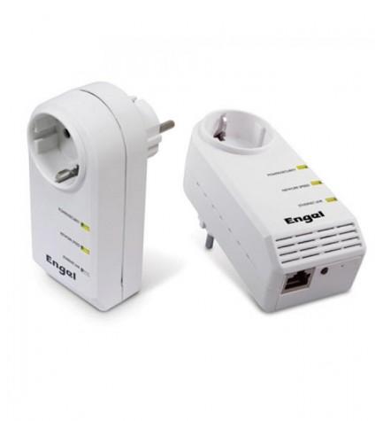 Engel PL-1000 - Adaptador PLC, ethernet