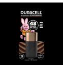 Duracell PowerBank - Batería externa, capacidad 6700 mAh