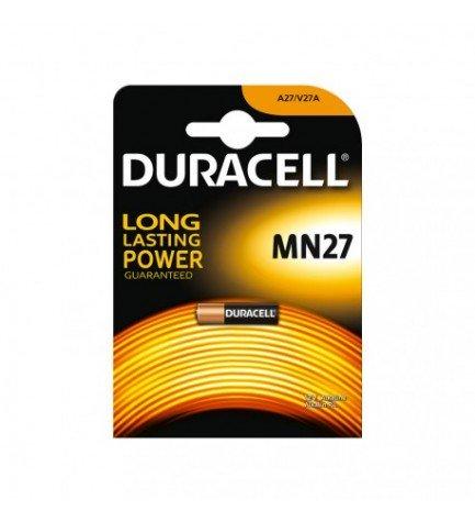 Duracell MN27 - Pila, pack 1