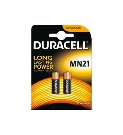Duracell MN21 23A 3LR50 - Pila, pack 2