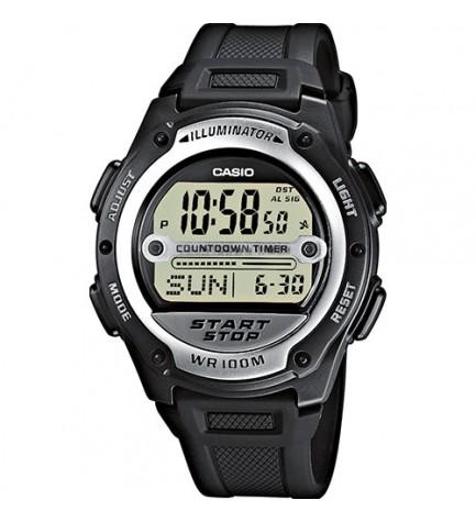 Casio W-756 - Reloj,