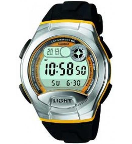 Casio W-752-9B - Reloj, color Amarillo Negro
