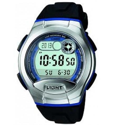 Casio W-752-2B - Reloj, color Azul Negro