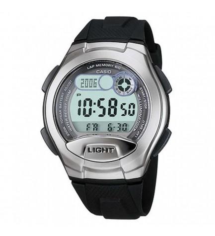 Casio W-752-1A - Reloj, color Plata Negro