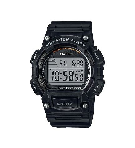 Casio W-736H-1A - Reloj, color Negro