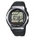 Casio WV-58E - Reloj, color Negro