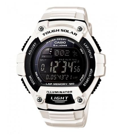 Casio W-S220C - Reloj, correa de goma
