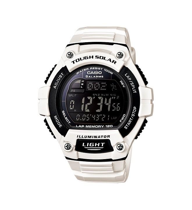Casio W.S220C - Reloj, correa de goma