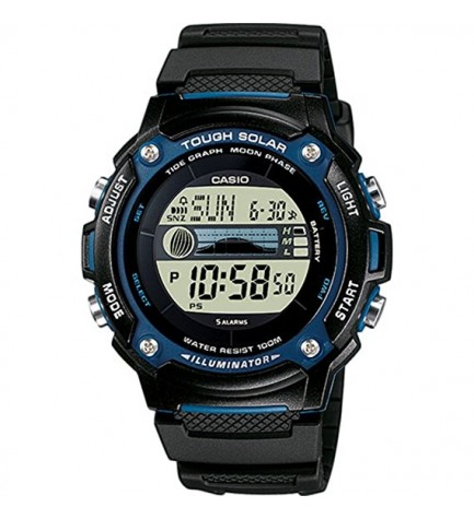 Casio W-S210H - Reloj,