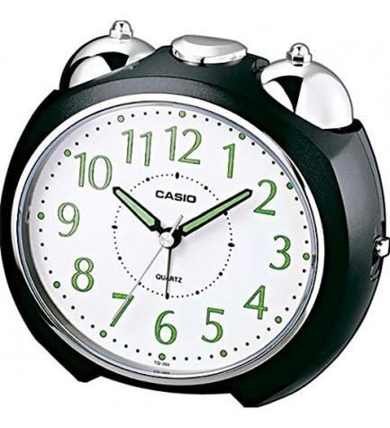 Casio TQ-369 - Despertador, analógico