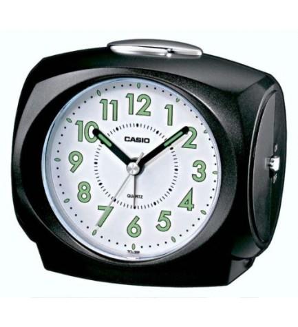 Casio TQ-368 - Despertador, color Negro