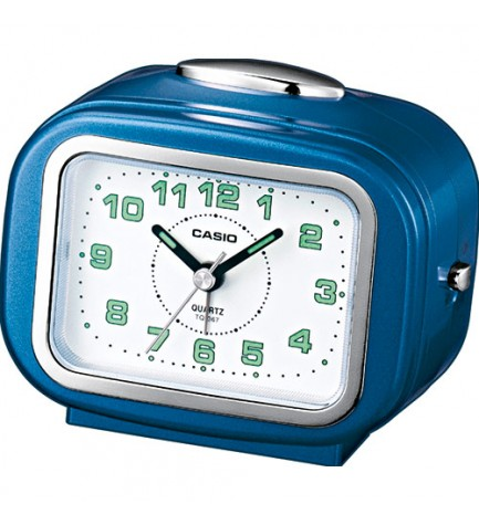 Casio TQ-367 - Despertador, color Azul