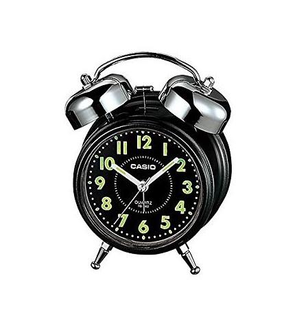 Casio TQ-362 - Despertador, analógico