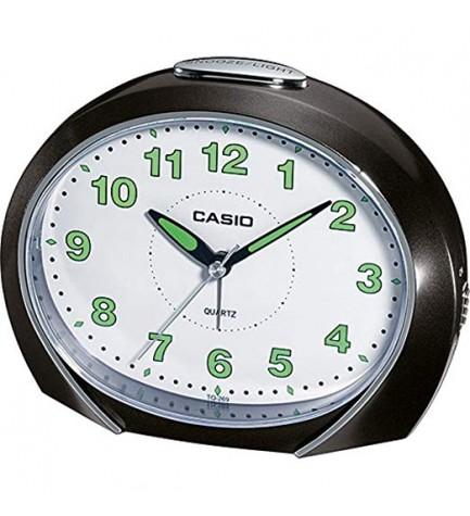 Casio TQ-269 - Despertador, color Negro