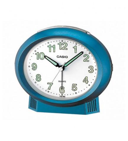Casio TQ-266 - Despertador, color Azul