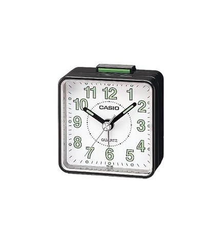 Casio TQ-140 - Despertador, analógico