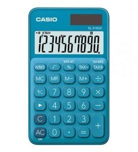 Casio SL-310UC - Calculadora, color Azul