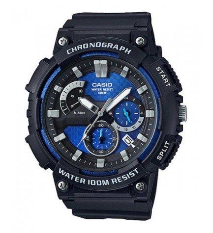 Casio MCW-200H-2A - Reloj, analógico, color Azul