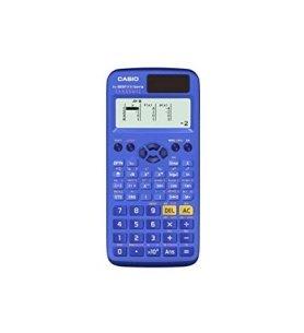 Casio FX-85SP XII - Calculadora, científica, color Azul