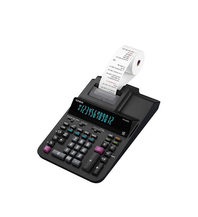 Casio FR-620RE - Calculadora, impresora incorporada