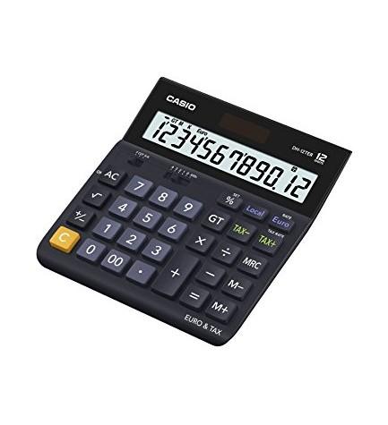 Casio DH-12TER - Calculadora,