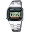 Casio A-168WA - Reloj, acero