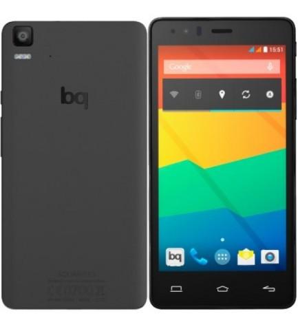 BQ Aquaris E5 - Smartphone, pantalla 5 pulgadas, resolución HD, memoria interna 16 GB, conectividad 4G, color Negro