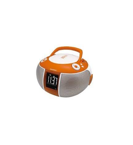 Blaupunkt B9 - Sistema de audio portátil, color Naranja