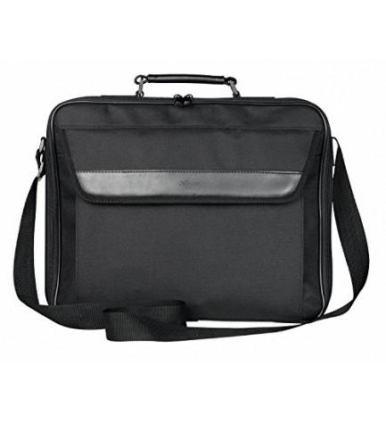 Trust Case - Maletín, para portátiles de 15.6 pulgadas, color Negro