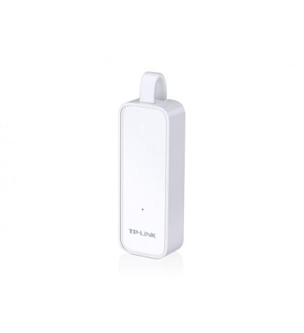 TP-LINK UE300 - Adaptador de red, USB 3.0