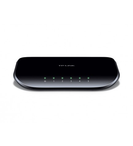 TP-LINK Switch - Switch, 10 100 1000 MB, 5 puertos