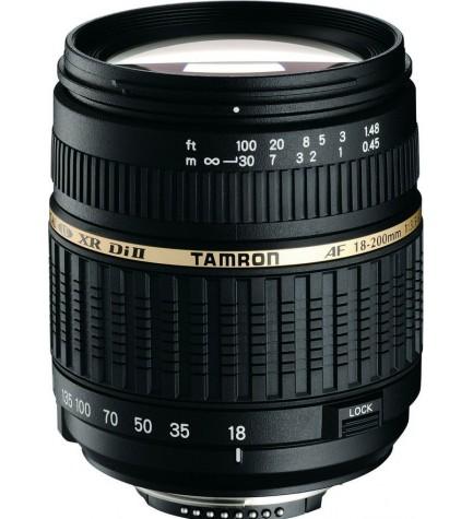 Tamron AF 18-200mm F3.5-6.3 XR-DI - Objetivo, para Sony