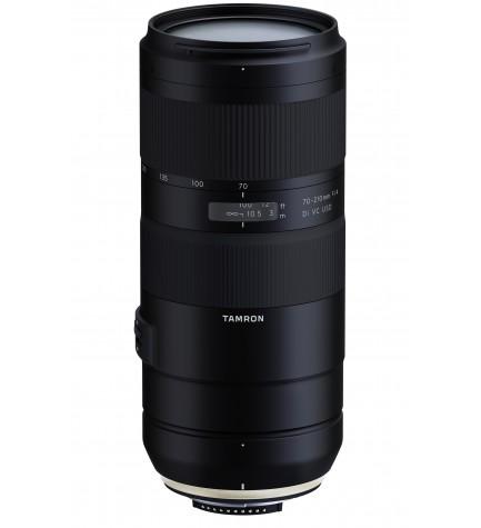 Tamron AF 70-210mm F4.0 DI VC USD - Objetivo, para Nikon