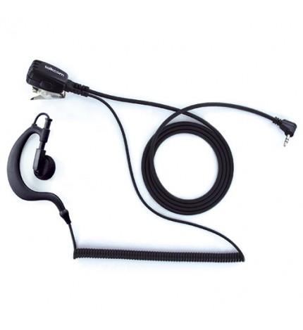 Talkcom FNTN8004 - Micro auricular, orejera