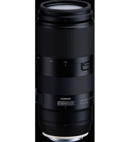 Tamron AF 100-400mm F4.5-6.3 VC USD - Objetivo, para Canon