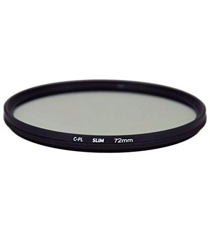 Tamron 72 PL Circular - Filtro,