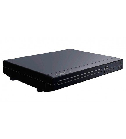 Sunstech DVPMX114 - Reproductor DVD, puerto USB