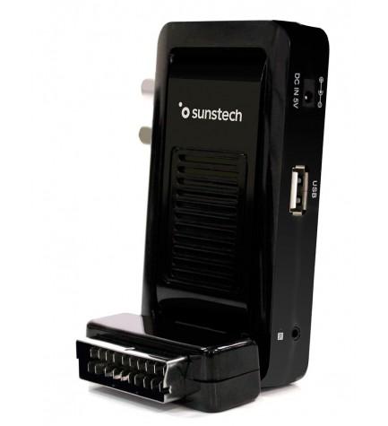 Sunstech DTBP700HD2 - Receptor TDT, DVB-T2
