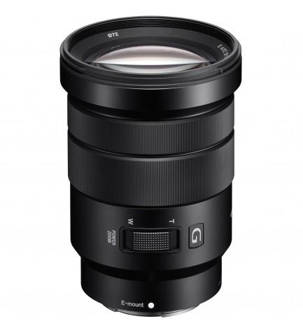 Sony SEL P18-105mm F4 G GOSS - Objetivo, color Negro