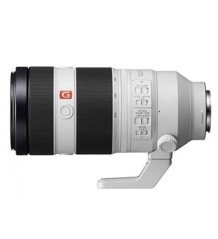 Sony SEL 100-400mm F4.5-5.6 GM - Objetivo, color Negro