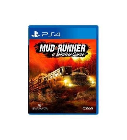 Sony Mud Runner a Spintires - Videojuego, para Playstation 4