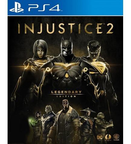 Sony Injustice 2 Legendary Edition - Videojuego, para Playstation 4