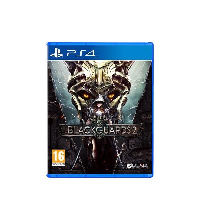 Sony Blackguards 2 - Videojuego, para Playstation 4