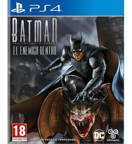 Sony Batman El Enemigo Dentro - Videojuego, para Playstation 4
