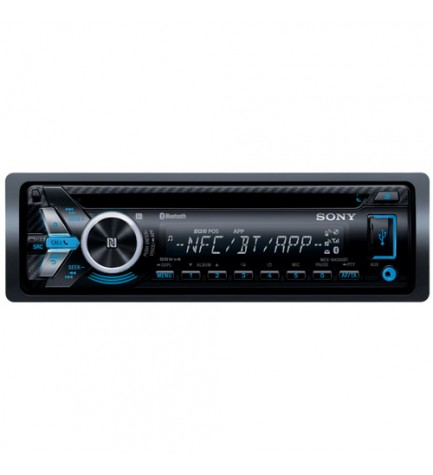 Sony MEX-N4000 - Autoradio, lector de CD, bluetooth, NFC